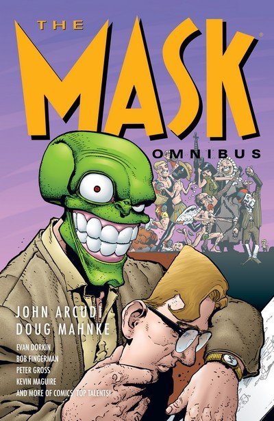 The Mask Omnibus Vol. 2 (2019, 2nd edition)