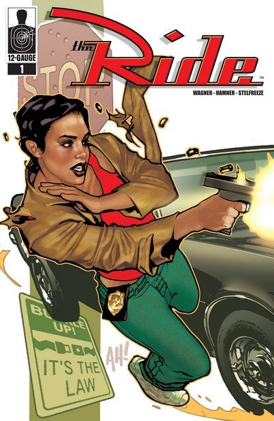 The Ride #1 – 10 (2013)