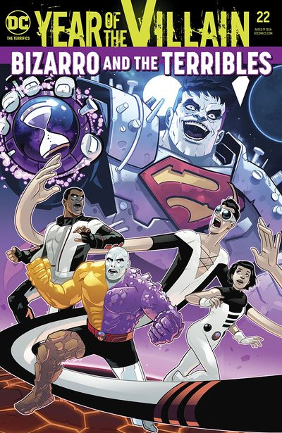 The Terrifics #22 (2019)
