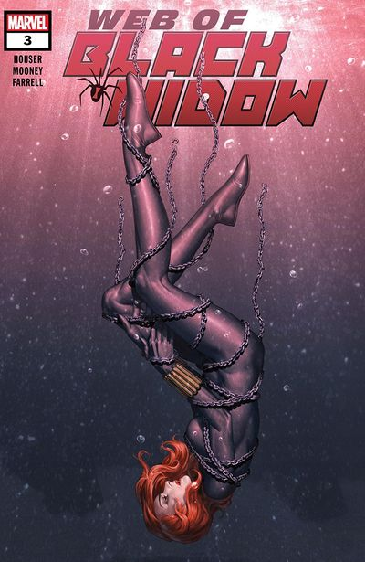 The Web Of Black Widow #3 (2019)