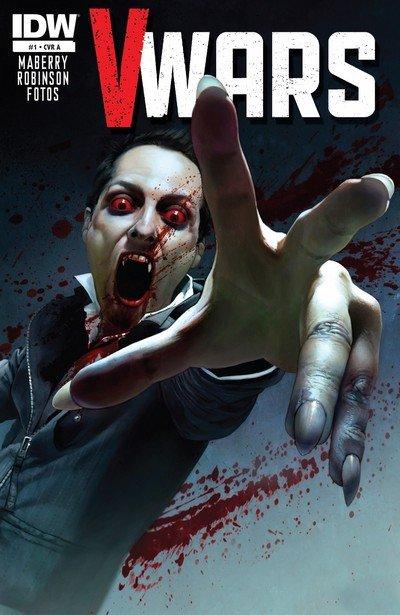 V-Wars #0 – 11 + TPBs (2014-2015)