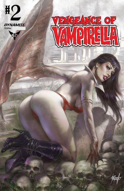 Vengeance Of Vampirella #2 (2019)