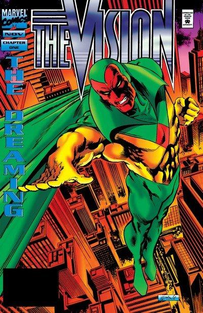 Vision #1 – 4 (1994-1995)