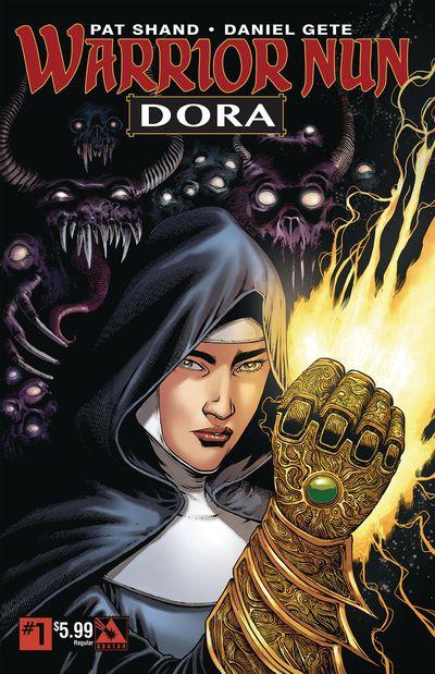 Warrior Nun – Dora #1 (2019)