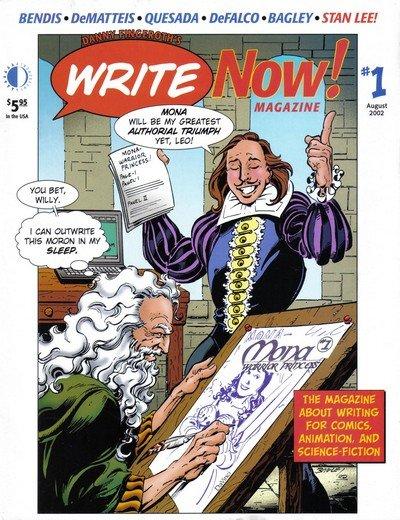 Write Now! #1 – 20 (2002-2006)