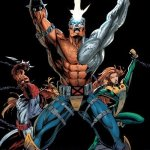 X-Force – Child's Play (TPB) (2016)