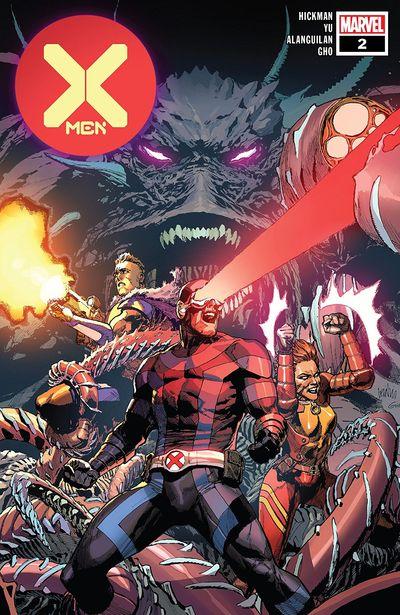 X-Men #2 (2019)