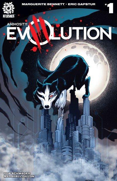 Animosity – Evolution #1 – 10 (2017-2019)