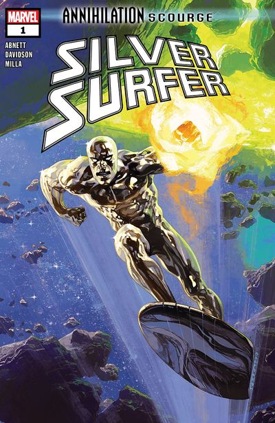 Annihilation – Scourge – Silver Surfer #1 (2019)
