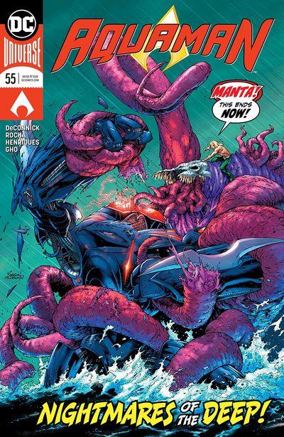 Aquaman #55 (2019)