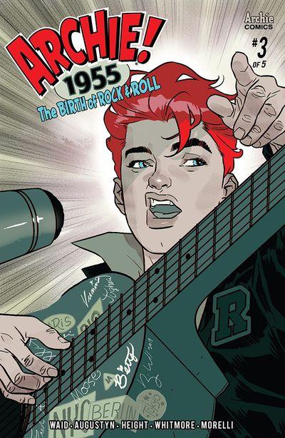 Archie 1955 #3 (2019)