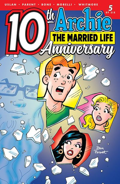 Archie – The Married Life – 10 Anniversary #5 (2020)