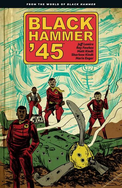 Black Hammer '45 (2019)