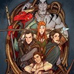 Critical Role – Vox Machina Origins (TPB) (2019)