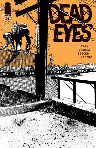 Dead Eyes #3 (2019)