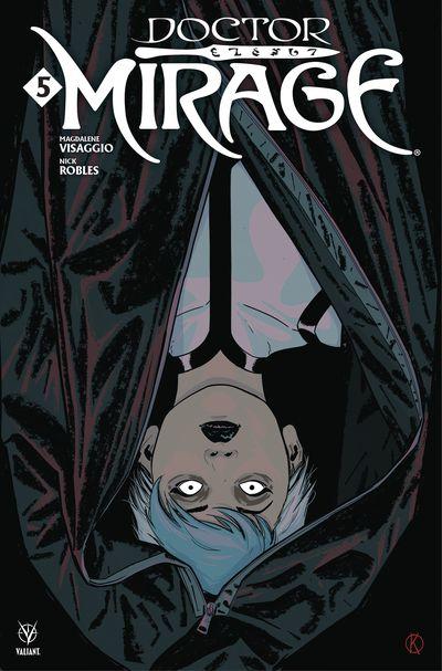 Doctor Mirage #5 (2019)