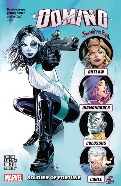 Domino Vol. 2 – Soldier Of Fortune (TPB) (2019)