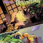 Dragonfly And Dragonflyman #2 (2019)