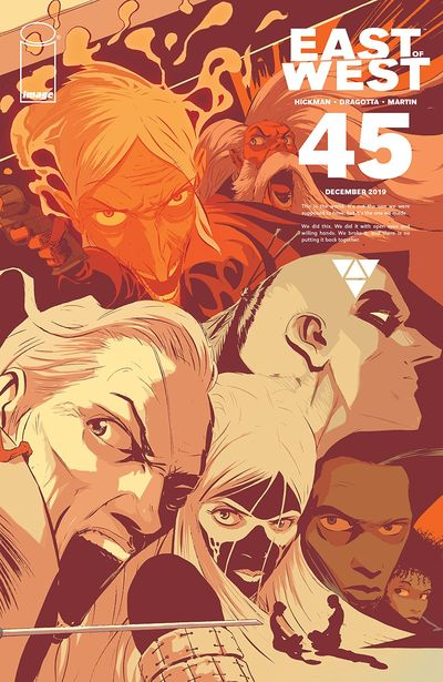 East Of West #45 (2019)