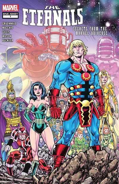 Eternals – Secrets From The Marvel Universe #1 (2019)