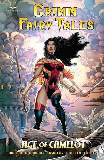 Grimm Fairy Tales Vol. 2 – Age of Camelot (TPB) (2019)