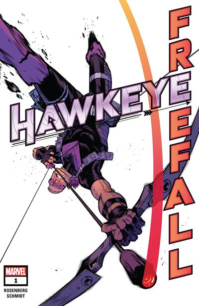 Hawkeye – Freefall #1 (2020)
