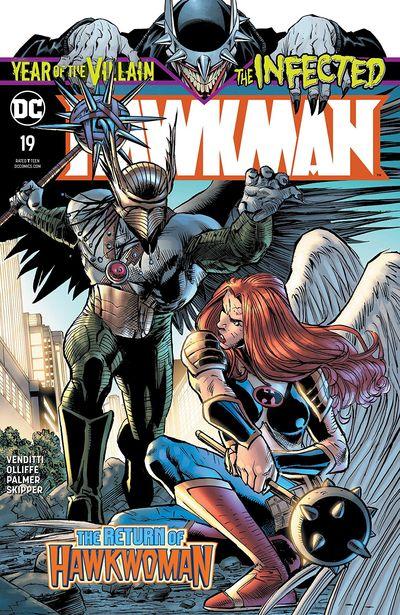 Hawkman #19 (2019)