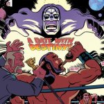Invasion from Planet Wrestletopia #1 – 5 (2019)