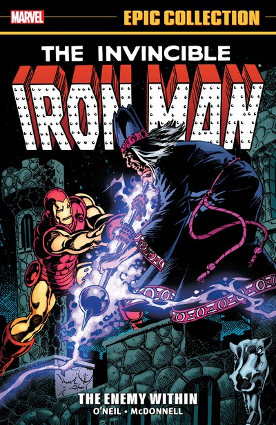 Iron Man Epic Collection Vol. 10 – The Enemy Within (2013)