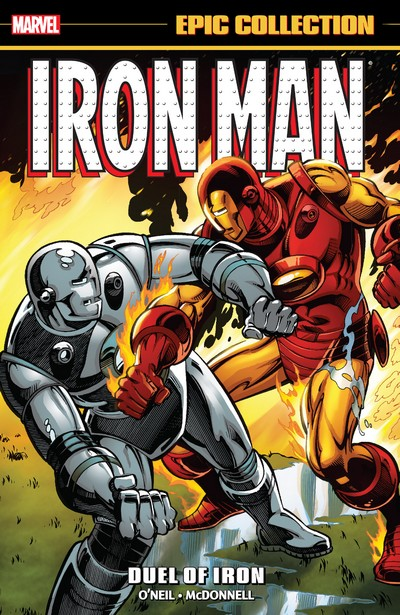 Iron Man Epic Collection Vol. 11 – Duel of Iron (2016)