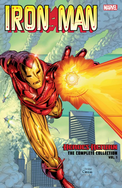 Iron Man – Heroes Return – The Complete Collection Vol. 1 (2019)