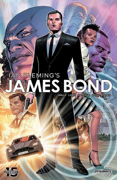 James Bond #1 (2019)