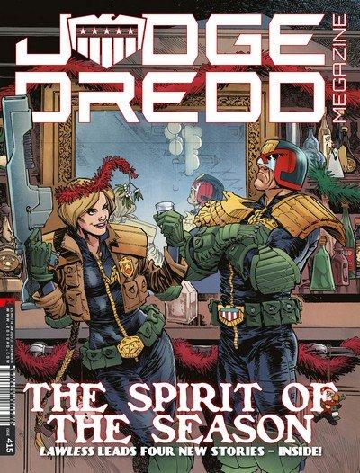 Judge Dredd Megazine #415 (2019)