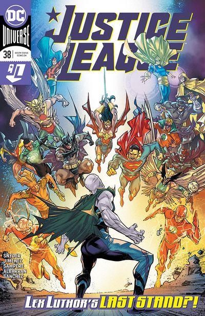Justice League #38 (2019)