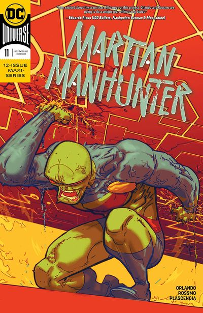 Martian Manhunter #11 (2020)