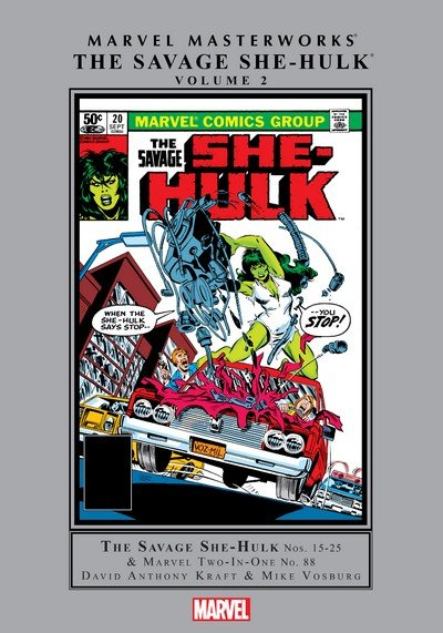 Marvel Masterworks – Savage She-Hulk Vol. 2 (2019)