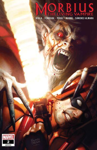 Morbius #2 (2019)