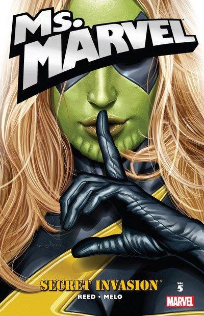 Ms. Marvel Vol. 5 – Secret Invasion (TPB) (2009)