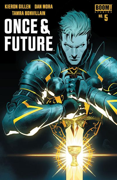 Once And Future #5 (2019)