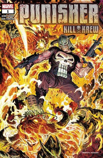 Punisher Kill Krew #1 – 5 (2019)