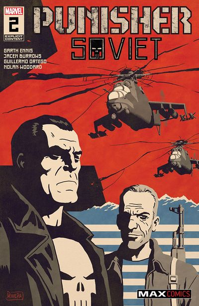 Punisher – Soviet #2 (2019)