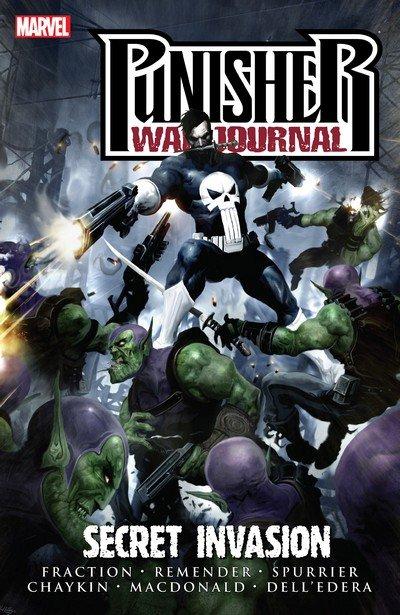 Punisher War Journal – Secret Invasion (TPB) (2016)