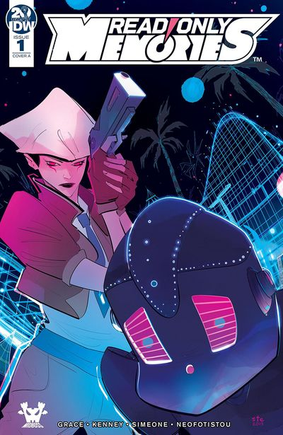 Read Only Memories #1 (2019)