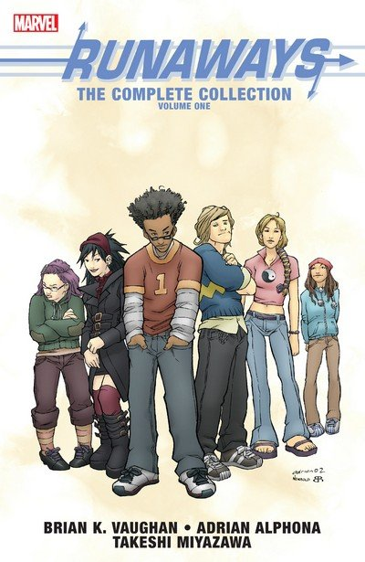 Runaways – The Complete Collection Vol. 1 – 4 (2014-2015)