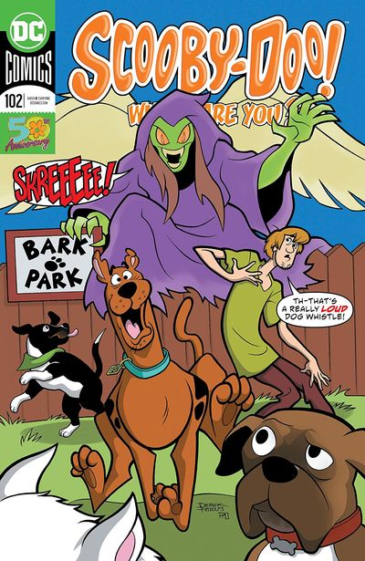 Scooby-Doo Where Are You #102 (2019)