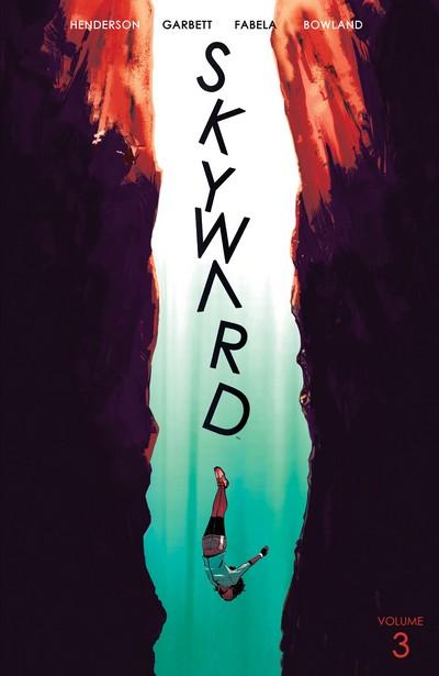 Skyward Vol. 3 – Fix The World (TPB) (2019)