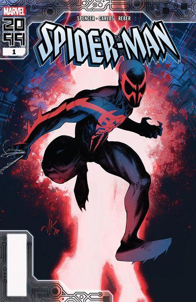 Spider-Man 2099 #1 (2019)