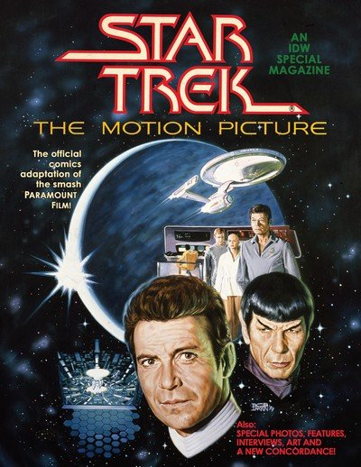 Star Trek – The Motion Picture Facsimile Edition (2019)