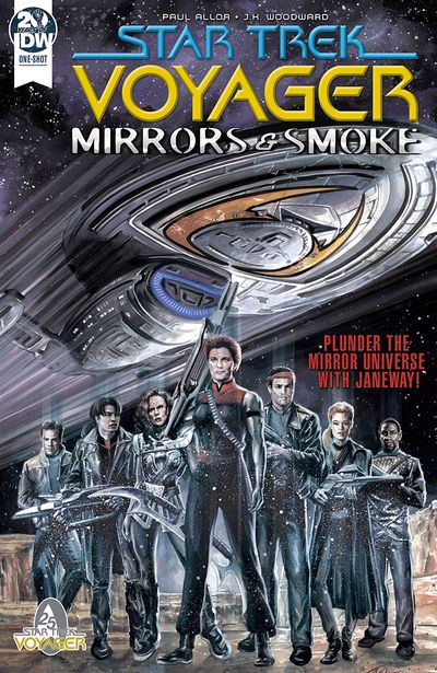 Star Trek – Voyager – Mirrors And Smoke (2019) (One-Shot)