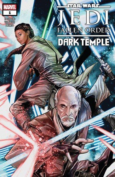 Star Wars – Jedi Fallen Order – Dark Temple #1 – 5 (2019)